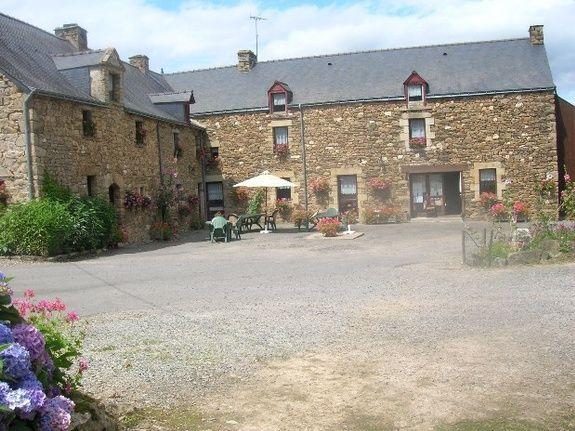 Chambre-à-la-ferme - Bretagne - Morbihan - La-grange-aux-moines