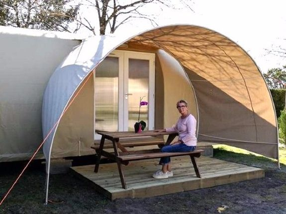 Coco Sweet, camping les Arbousiers