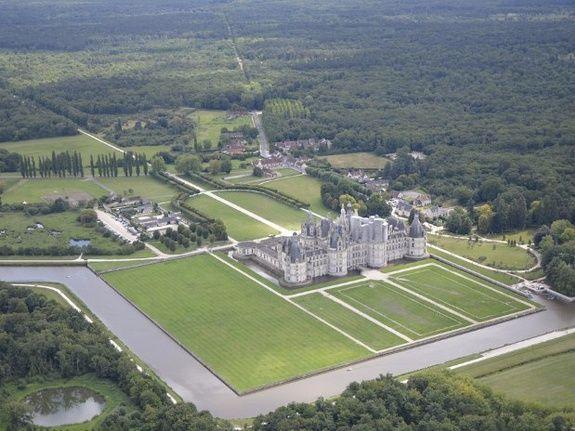 LaMaugerieUlm-Autogire - Château de Ménars