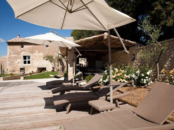 jardin la bastide de brurangere provence luxe