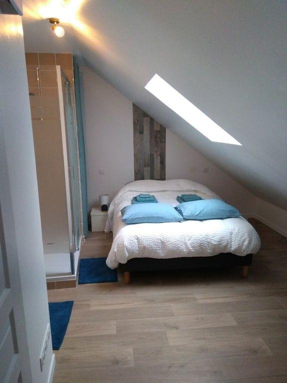 gite-hautvillers-maison-sleeping room 4