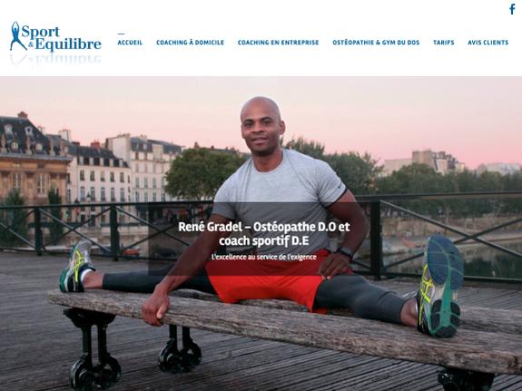 Sport & Equilibre