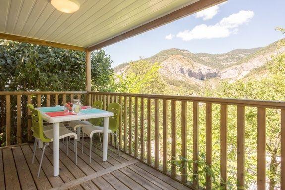 family confort camping Hautes-Alpes familial piscine escalade