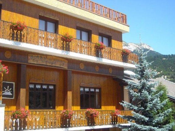 Hotel du Soleil Village Station Aussois