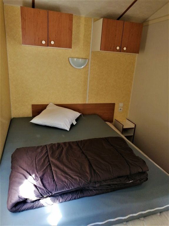 Family premium chambre double - camping familial carpentras provence vaucluse ventoux