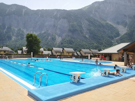 camping familial montagne Alpes d'Huez
