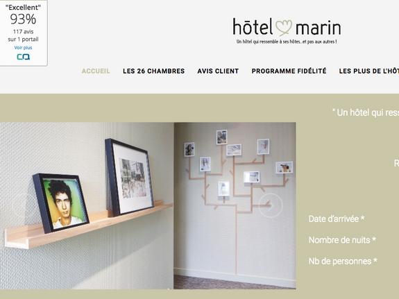 Hôtel Marin