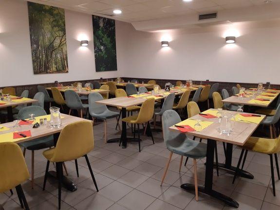 Restaurant les essarts valloire