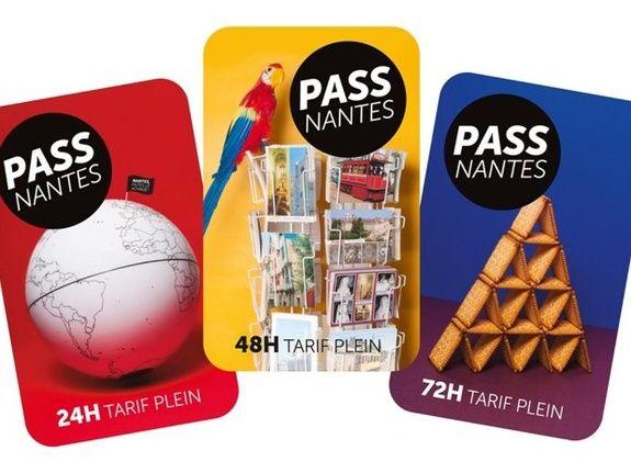 Visitez avec votre Pass Nantes