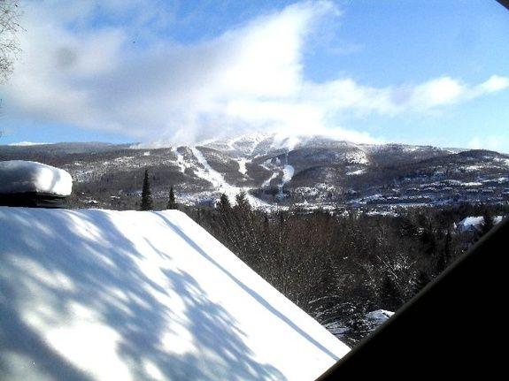 Vue Mont Tremblant