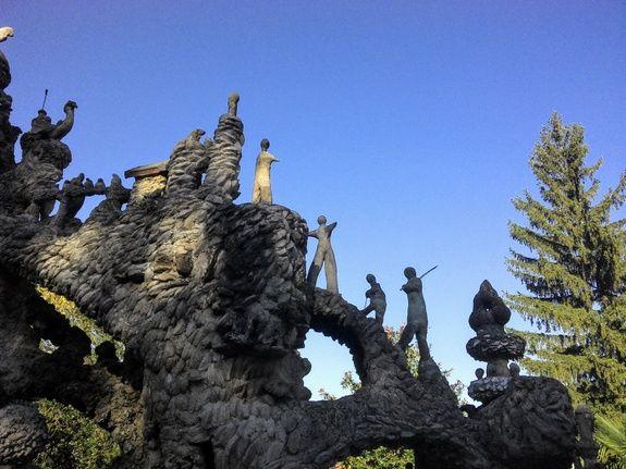 Sculpture Palais idéal