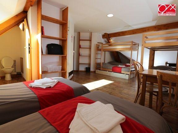 dormitorium - Auberge - Valloire