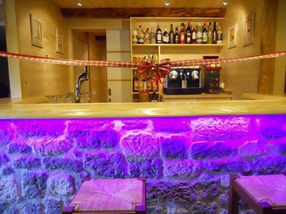 camping poutie - restaurant - bar - la bourboule - auvergne