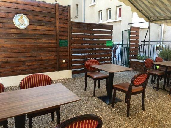 terrasse restaurant le monarque blois centre