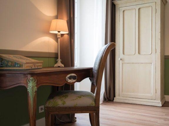bureau chambre normande les champs français