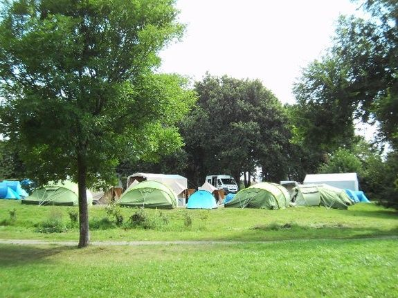 Camping groupe jumièges