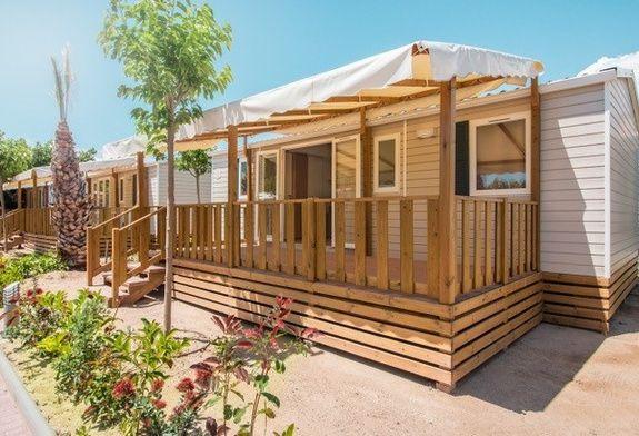 loggia premium camping vercors drome piscine chauffée lac