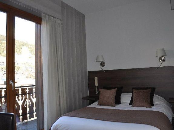 Chambre Superieure Hotel du Soleil Aussois