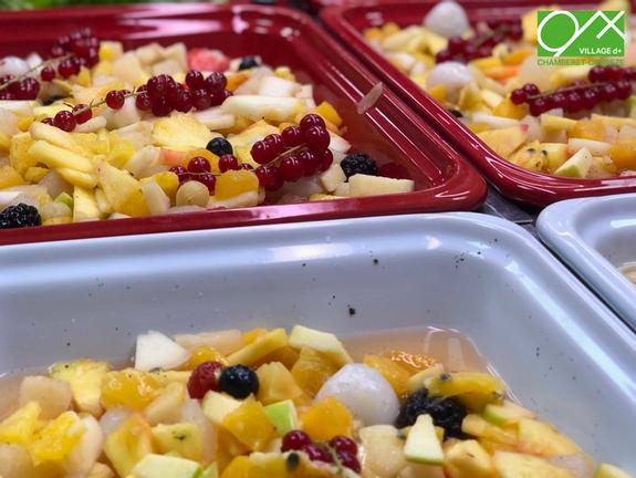 salade de fruits village d+