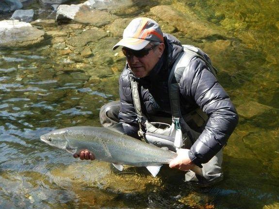 pêche saumon