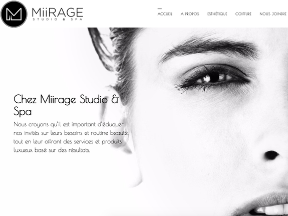 Mirage Studio Spa