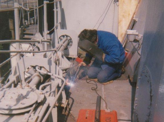 travaux 2002