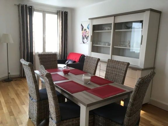appartement-proche-chambord-françois-1er-séjour