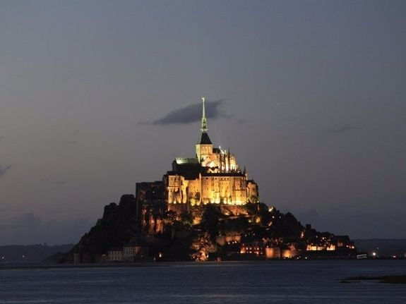 Mont Saint Michel restaurant