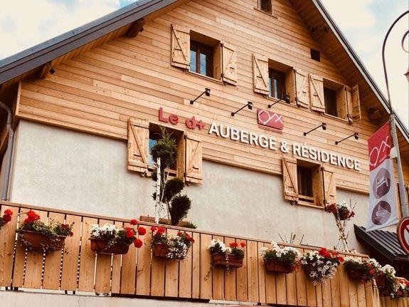Auberge d+ Valloire Galibier