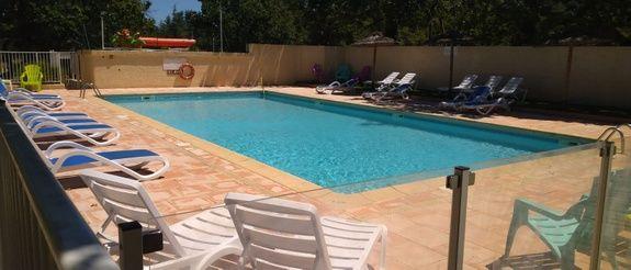 camping piscine familial proche ardeche