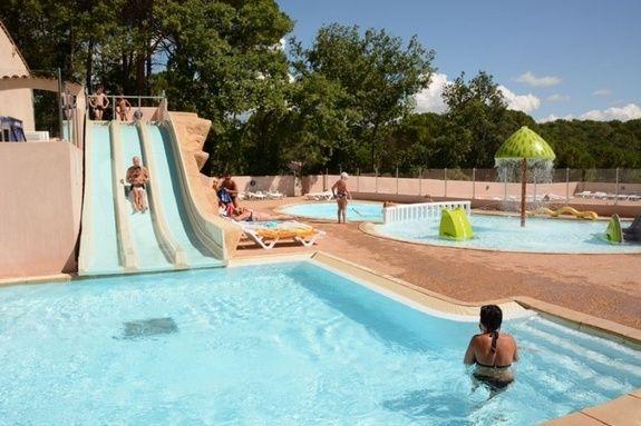 toboggans piscine espace aquatique