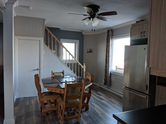 house to rent-Gaspésie-sea-view