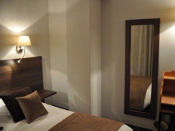 Chambre Superieur  Hotel du Soleil