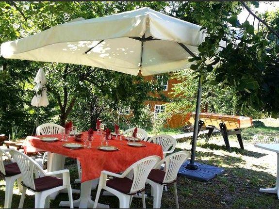 table d'hôtes - table d'hotes les mures - mercantour - randonnées - chalets - gite
