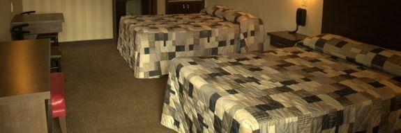 hebergement-pas-cher-laval-chambre-2-lits-doubles