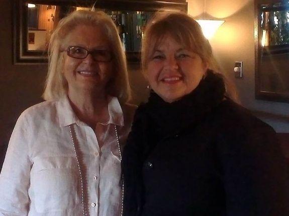 Lise Dion et Lise Fleurent