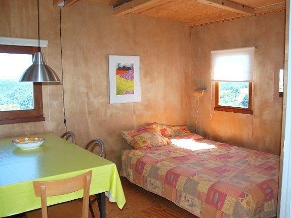 camping Le Clapas, chalet  Sahara