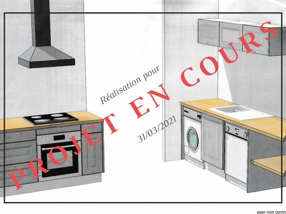Projet en cours-cuisine