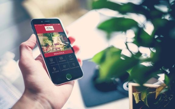 application Android Hotel