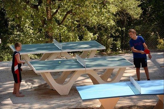 ping pong activités enfants