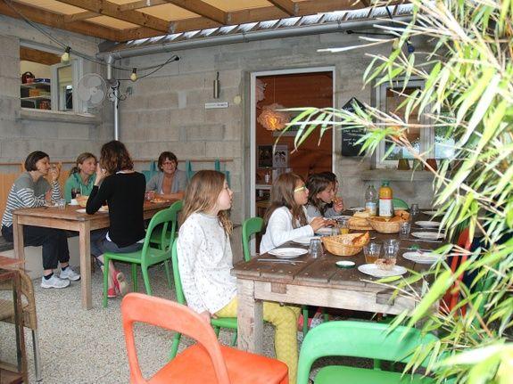 camping Le Clapas restaurant Cla-pasta