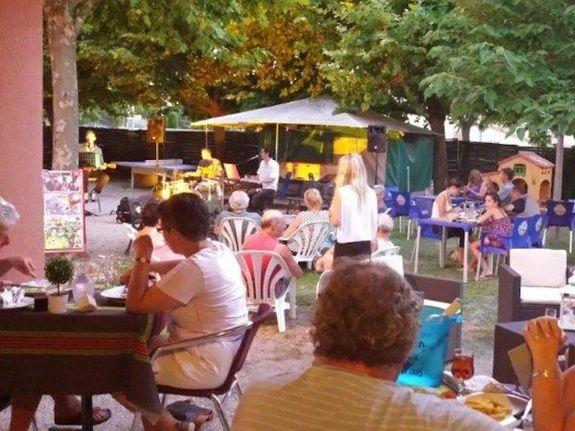 Concert musique Carpentras camping