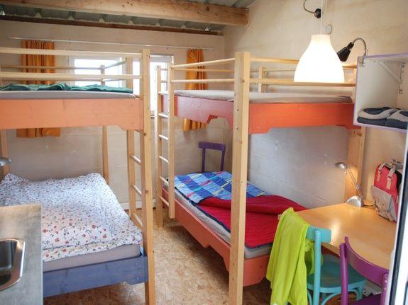 cabane Timbouctou intérieur