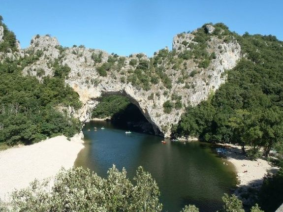 Azur canoës Ardèche