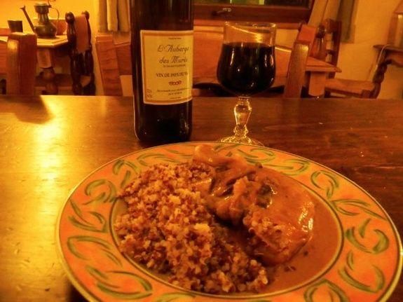 table d'hôtes  les mures - mercantour - randonnées - chalets - gite