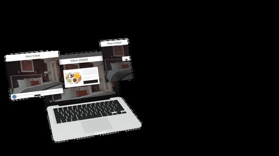 personnalisation popin site hotel