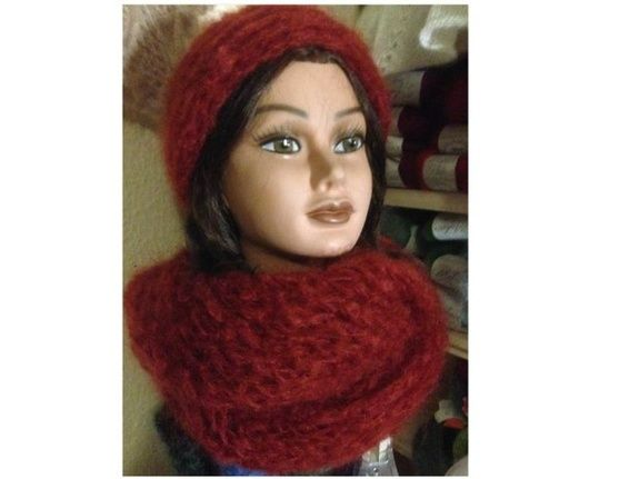 TRICOTIN DOUBLE SNOOD
