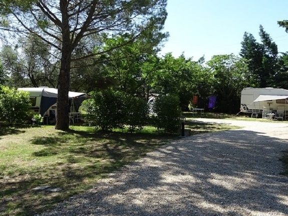 Camping l'Olivier -Nimes - Sommières - Junas - gard - sud de France