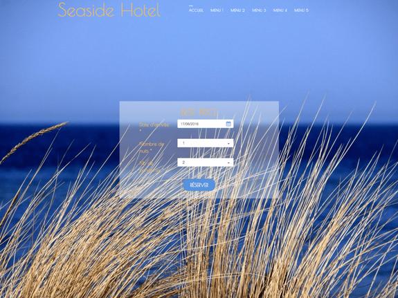 hôtel littoral