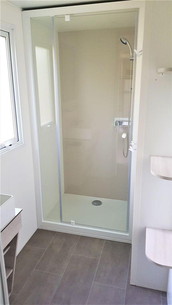 Espace Premium 29m² - salle de bain camping familial piscine fayence var provence